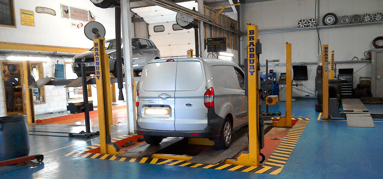 General Garage Services,Repairs and Spare Parts at JRJ Shetland Ltd. Lerwick