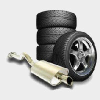 Replacement Tyres and Exhaust Systems