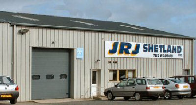 JRJ Shetland Ltd Garage and Workshop, Port Business Park, Lerwick.